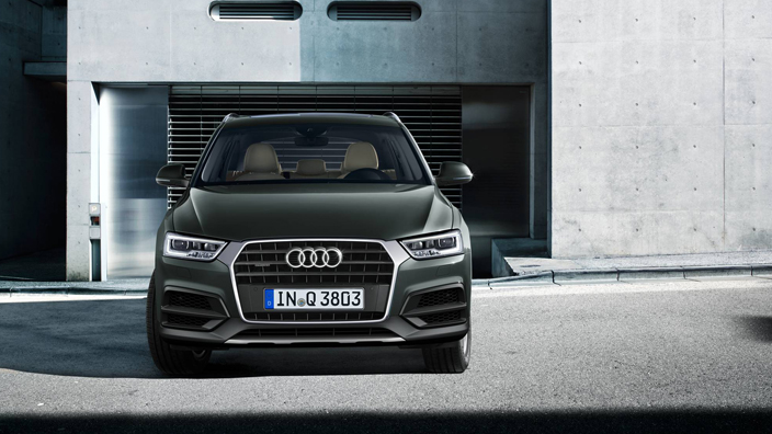 Audi Q3 Design Edition desde 25.900€